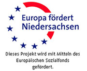 Logo des Projekts 'Europa fördert Niedersachsen